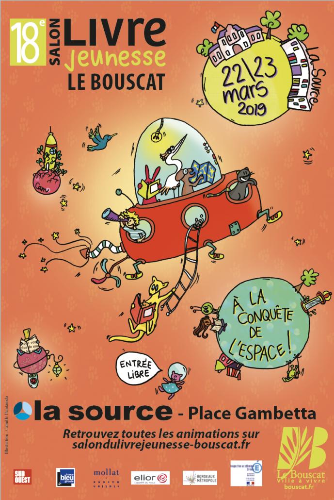 2019 L Espace Salon Du Livre Jeunesse